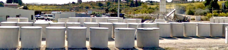 misure vasche in cemento