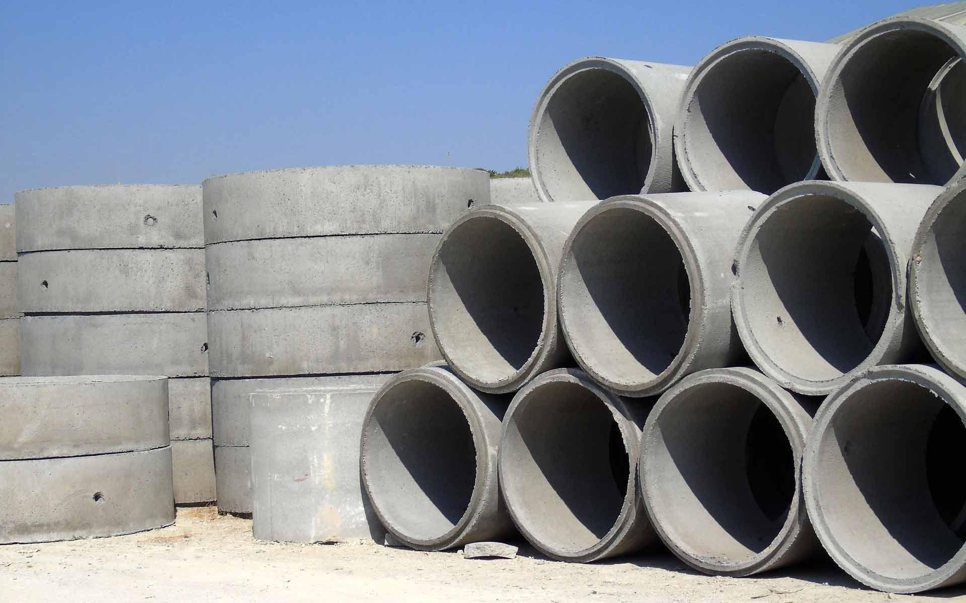 Tubi e Solette in Cemento