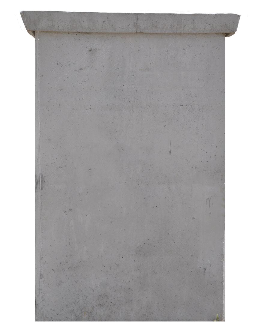 Vasca in cemento 6 m³