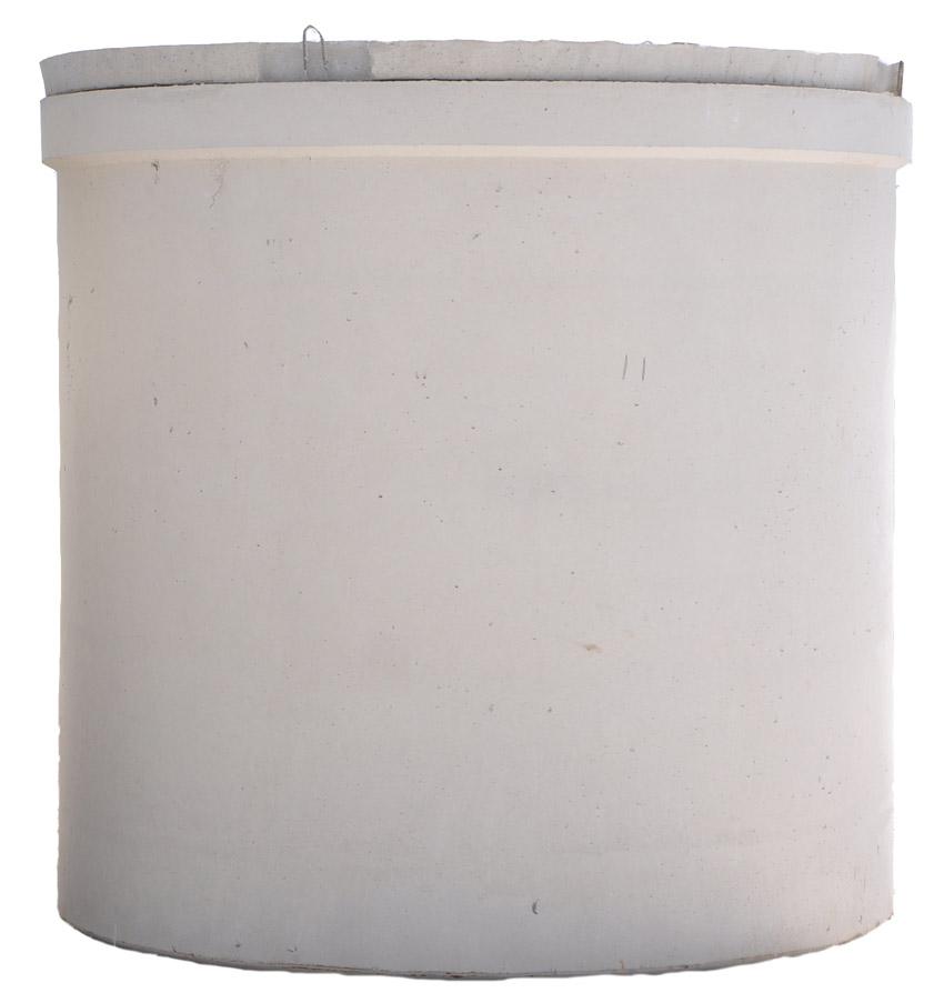 Vasca circolare in cemento 10 m³