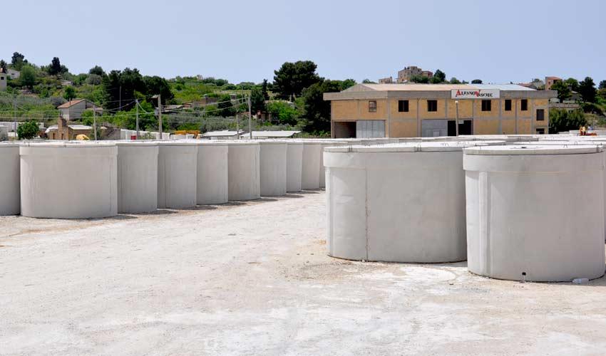 vasche cemento prefabbricate