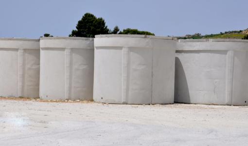 vasche cemento