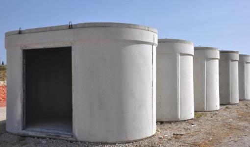 vasche prefabbricate in cemento